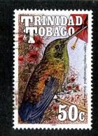 2958 W-theczar- 1990  Sc.512 (o)  Offers Welcome! - Trinidad & Tobago (1962-...)
