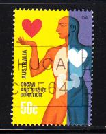Australia Used Scott #2783 50c Organ And Tissue Donation