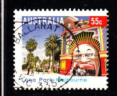 Australia Used Scott #2934 55c Luna Park, Melbourne