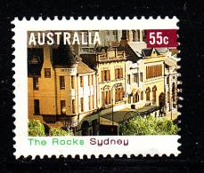 Australia Used Scott #2936 55c The Rocks, Sydney