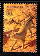 Australia Used Scott #2978 55c Thylacine - Large Extinct Animals