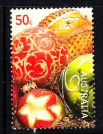 Australia Used Scott #2986 50c Christmas Ornments