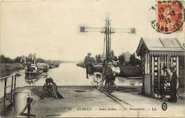 - Seine Maritime -ref-B531-  Elbeuf - Saint Aubin - St Aubin - Le Semaphore - Semaphores - Phare - Phares - - Elbeuf