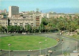 Heroe´s Square - Bus Ikarus - Tbilisi - Postal Stationery - AVIA - 1981 - Georgia USSR - Unused - Géorgie