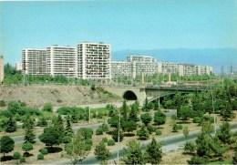 New Residential Area - Tbilisi - Postal Stationery - AVIA - 1981 - Georgia USSR - Unused - Géorgie