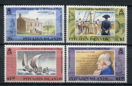 Pitcairn Islands 1992. Yvert 393-96 ** MNH.
