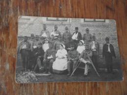 Militaria  Korhaz Hospital Bacstopolya Topola 1914 - Guerre 1914-18