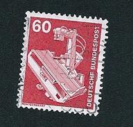 833 Appareil De Radiographie   Deutchland  Oblitéré 1978 Allemagne