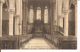 SINT-HUIBRECHTS-LILLE: Inwendige Der Kerk - Neerpelt