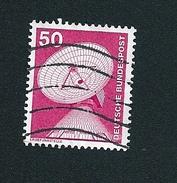 700 Industrie Et Technique - Parabole    Deutchland  Oblitéré 1975 Allemagne