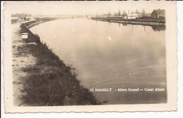 HASSELT: Albertkanaal - Hasselt