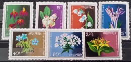 Albania, 1974, Mi: 1698/04 (MNH) - Plants