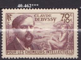 FRANCE ANNEE 1940 N° 462 NEUF