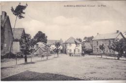 23 Saint Merd La Breuille- La Place. édit Rouche, Datée 1937. Tb état. - Autres Communes