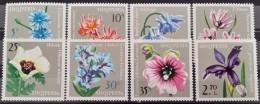 Albania, 1975, Mi: 1757/64 (MNH) - Plants