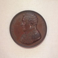 GRANDE-BRETAGNE - Médaille Défense De Saint-Jean D'Acre - 1799 - Royal/Of Nobility