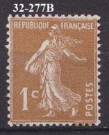 FRANCE ANNEE 1932 N° 277B NEUF***
