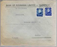 Romania, For Geneve - 1948-.... Republiken
