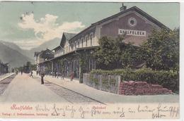 Saalfelden - Bahnhof - 1906    (PA-1-140803) - Saalfelden