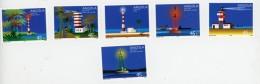 Angola 2002-Phares-YT 1533/38***MNH
