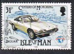 Isle Of Man SG294 1985 Motoring 31p Good/fine Used [12/12457/25D]