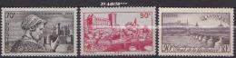 FRANCE ANNEE 1939 N° 448/50 NEUF***