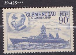 FRANCE ANNEE 1939 N° 425 NEUF***