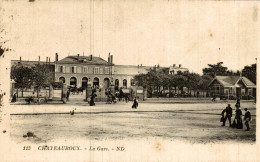 CHATEAUROUX  La Gare - Chateauroux