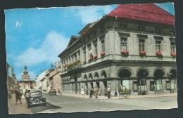 Pontarlier - L'hotel De Ville Et La Grande Rue Obe0362 - Pontarlier