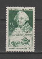 FRANCE / 1949 / Y&T N° 828 : J. Du Timbre (Choiseul) - Choisi - Cachet Rond