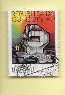 TIMBRES -STAMPS -GUINÉE-BISSAU / GUINEA-BISSAU - 1979 - 20e. ANNIV. DE MASSACRE PINDJIGUITI - TIIMBRE  OBLITÉRÉ