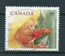 2000 Canada Queen Elisabeth Used/gebruikt/oblitere
