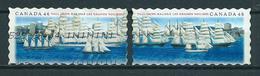 2000 Canada Complete Set Tallships Halifax Used/gebruikt/oblitere - 1952-.... Elizabeth II