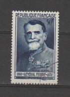 FRANCE / 1949 / Y&T N° 847 : Général Ferrié - Choisi - Cachet Rond