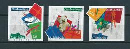 2003 Canada Complete Set Christmas,kerst,noël,weihnachten Used/gebruikt/oblitere