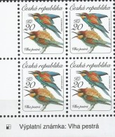 ** 908 Czech Republic Merops Apiaster 2016 Bienenfresser European Bee-eater Guêpier D´Europe Abejaruco Europeo Gruccione