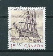 2004 Canada O.Sverdrup $1.40 Used/gebruikt/oblitere