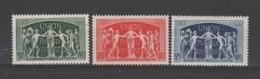 FRANCE / 1949 / Y&T N° 850/852 ** : UPU (3 TP) - Gomme D´origine Intacte