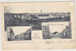 Gruss Aus Binsdorf - Mehrbildkarte - 1906    (PA-1-140807) - Germany
