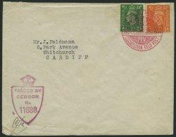 TSCHECHOSLOWAKEI 1944, Brief Mit Feldpost-Sonderstempel Nr. 26 Der Tschechischen Exilarmee In Großbritannien, Zens