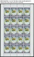 SAN MARINO 1508/09,1523/4KB O, 1992/3, Entdeckung Von Amerika Und Zeitgenössische Kunst In Kleinbogen, Pracht, Mi.
