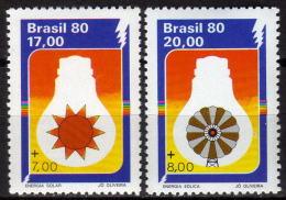 BRASILIEN 1980 - MiNr: 1753-1754 ** / MNH - Brasilien