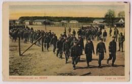 Interneringskamp Bij Zeist (Nederland): Troep Komt Thuis Van De Wandeling - Guerre 1914-18