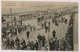 Camp De Holzminden (Allemagne): Rue Principale - Guerre 1914-18