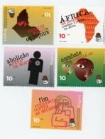 Angola 2002-International Socialisme-YT 1523/7+B101***mnh
