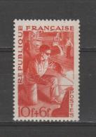 FRANCE / 1949 / Y&T N° 826 ** : Metallurgiste - Gomme D´origine Intacte