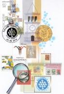 Albania - 2016 - BalkanFila Philatelic Exhibition - Maximum Card - Albania