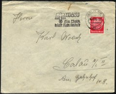 FELDPOST II. WK BELEGE 1938, Legion Condor: 12 Pf. Lebhaftrot Auf Feldpostbrief Des Angehörigen Angehörigen De