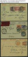 SAMMLUNGEN U. LOTS 1940, 30 Verschiedene Belege, Meist Gebraucht, Dabei Auch 3 Belege Oberschlesien Von 1921/2, Feinst/P