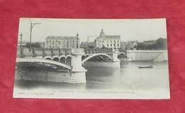 38 - Grenoble - Le Pont De L'esplanade Et La Chambre De Commerce    ------------ 385
